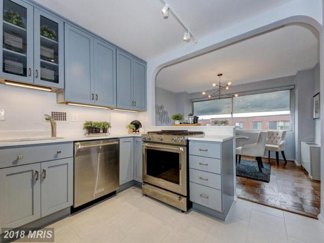 5500 Friendship Boulevard 1717-N, Chevy Chase, MD 20815 (#MC10308360) :: RE/MAX Executives