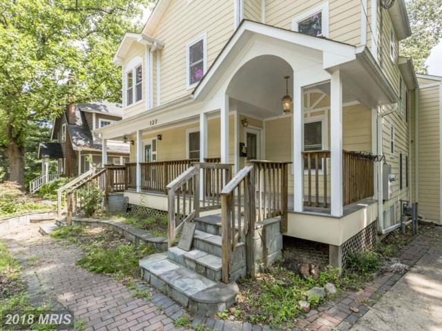 127 Grant Avenue, Takoma Park, MD 20912 (#MC10312466) :: Keller Williams Pat Hiban Real Estate Group