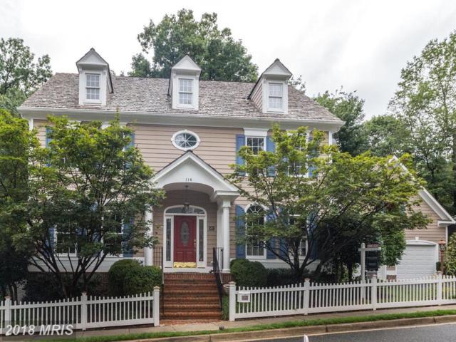 114 Treehaven Street, Gaithersburg, MD 20878 (#MC10316798) :: Dart Homes