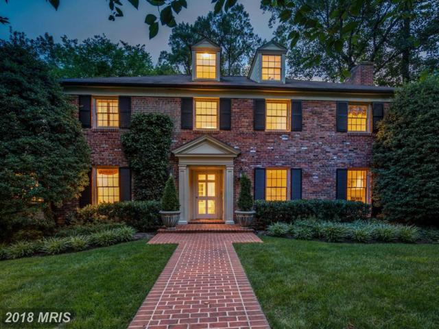 5818 Hillburne Way, Chevy Chase, MD 20815 (#MC10320554) :: The Maryland Group of Long & Foster