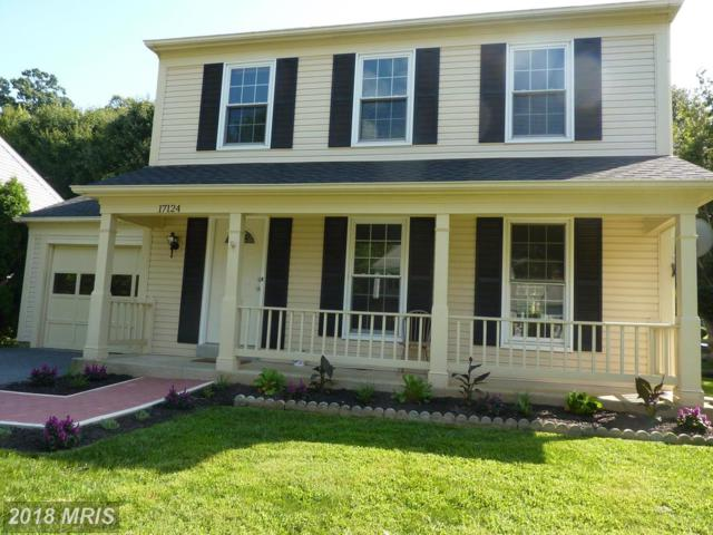 17124 Thorntondale Court, Olney, MD 20832 (#MC10321159) :: Wilson Realty Group