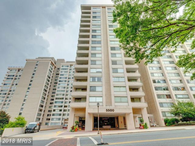 5500 Friendship Boulevard 2014N, Chevy Chase, MD 20815 (#MC10321796) :: RE/MAX Executives