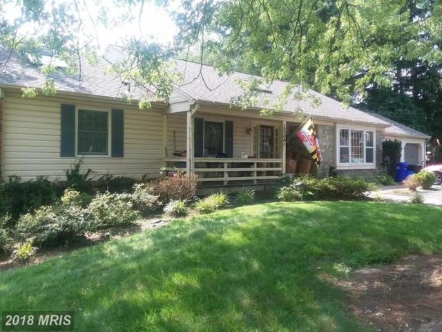 15200 Wycliffe Court, Rockville, MD 20853 (#MC10323615) :: The Maryland Group of Long & Foster