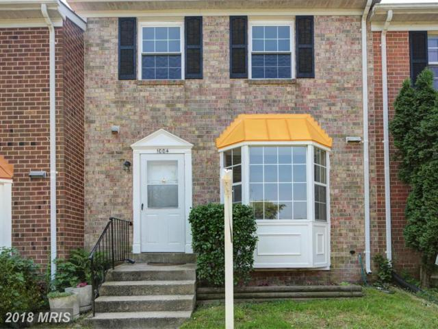 1004 Travis Lane, Gaithersburg, MD 20879 (#MC10323667) :: The Maryland Group of Long & Foster