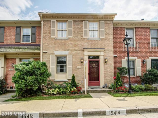 15414 Manor House Terrace, Rockville, MD 20853 (#MC10324959) :: RE/MAX Executives