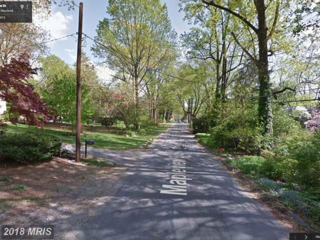 11432 Mapleview Drive, Silver Spring, MD 20902 (#MC10325285) :: The Sky Group