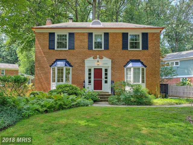 1000 Aster Boulevard, Rockville, MD 20850 (#MC10327511) :: Keller Williams Pat Hiban Real Estate Group