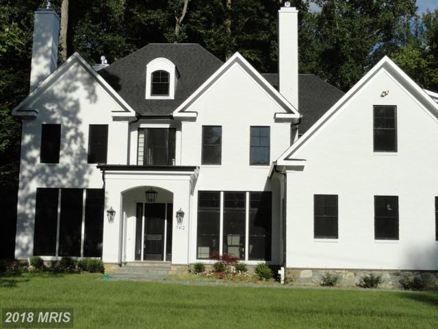 7412 Nevis Road, Bethesda, MD 20817 (#MC10338189) :: The Maryland Group of Long & Foster