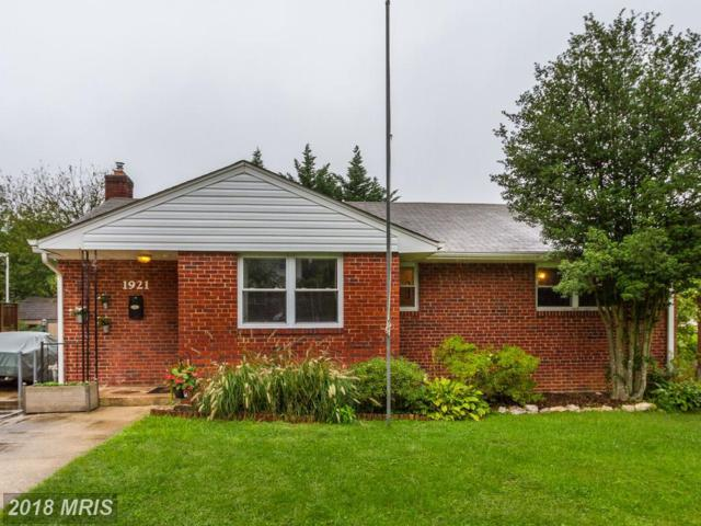1921 Henry Road, Rockville, MD 20851 (#MC10342311) :: Keller Williams Pat Hiban Real Estate Group