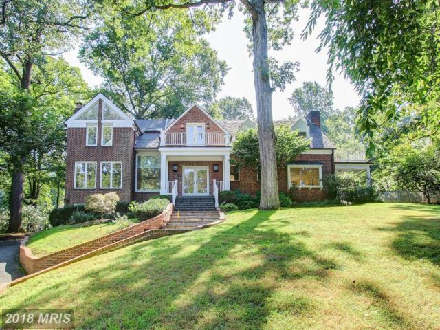 7729 Brookville Road, Chevy Chase, MD 20815 (#MC10345132) :: The Foster Group