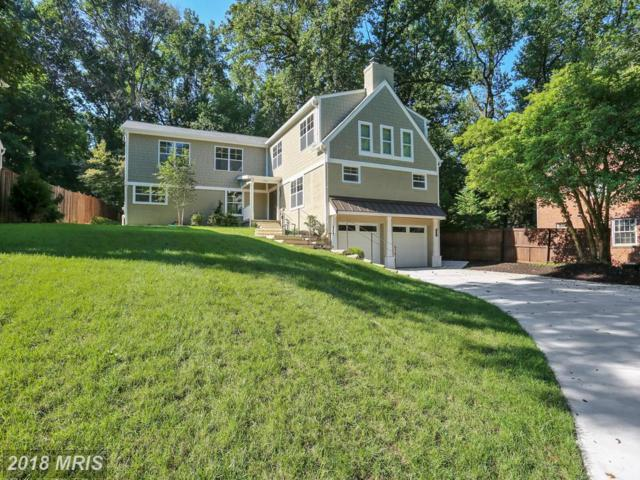 3816 Inverness Drive, Chevy Chase, MD 20815 (#MC10345434) :: The Foster Group
