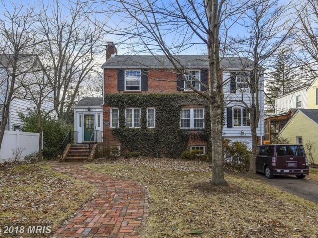 8628 Garfield Street, Bethesda, MD 20817 (#MC10347551) :: The Maryland Group of Long & Foster