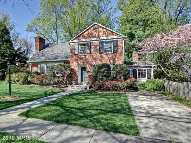 5814 Cromwell Drive, Bethesda, MD 20816 (#MC10349416) :: The Foster Group