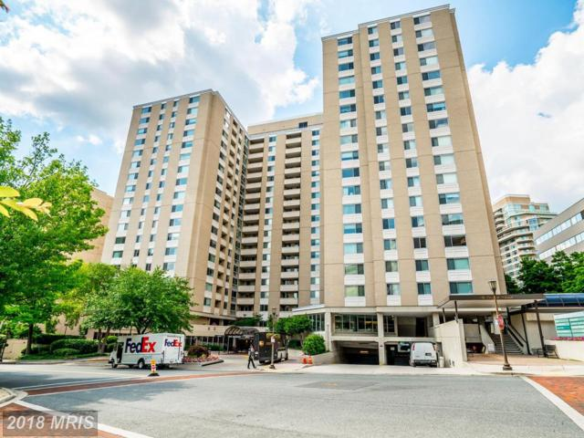 4601 Park Avenue 313-N, Chevy Chase, MD 20815 (#MC10351147) :: The Foster Group