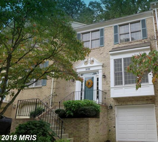 2104 Dumfries Terrace, Olney, MD 20832 (#MC10351507) :: The Withrow Group at Long & Foster