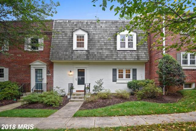6658 Hillandale Road #44, Chevy Chase, MD 20815 (#MC10351896) :: The Withrow Group at Long & Foster