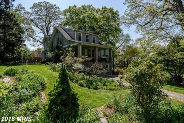 160 Quincy Street, Chevy Chase, MD 20815 (#MC10352651) :: The Withrow Group at Long & Foster