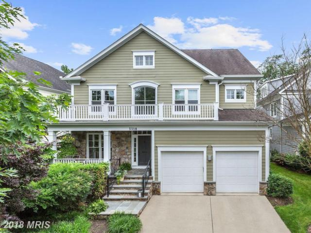3318 Shepherd Street, Chevy Chase, MD 20815 (#MC10352661) :: The Sky Group