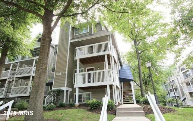 10815 Hampton Mill Terrace #100, Rockville, MD 20852 (#MC10352682) :: The Withrow Group at Long & Foster