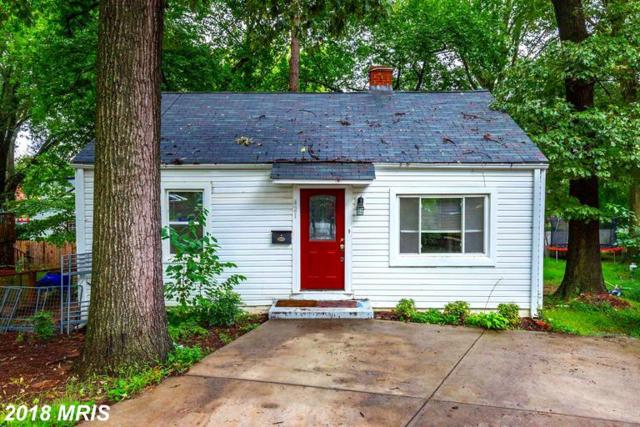 421 Browning Court, Takoma Park, MD 20912 (#MC10353045) :: The Withrow Group at Long & Foster