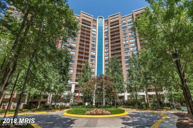 10101 Grosvenor Place #1102, Rockville, MD 20852 (#MC10353049) :: The Withrow Group at Long & Foster