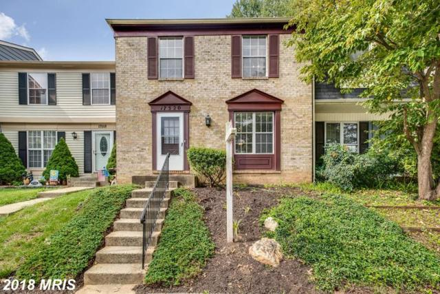 17520 Longview Lane, Olney, MD 20832 (#MC10353328) :: The Withrow Group at Long & Foster