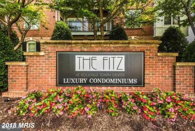 501 Hungerford Drive #461, Rockville, MD 20850 (#MC10353672) :: The Speicher Group of Long & Foster Real Estate