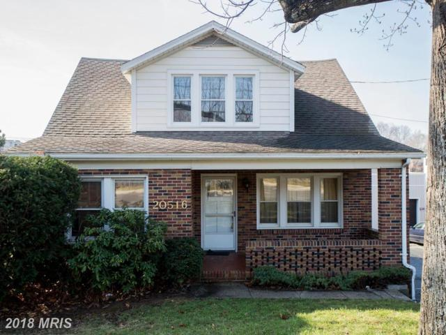 20516 Frederick Road, Germantown, MD 20876 (#MC9012708) :: Browning Homes Group