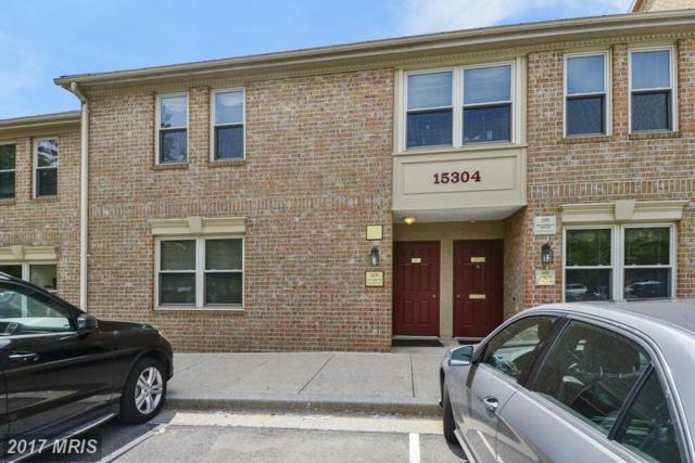 15304 Spencerville Court #102, Burtonsville, MD 20866 (#MC9750651) :: Pearson Smith Realty