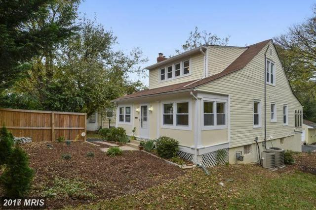 713 Montgomery Avenue, Rockville, MD 20850 (#MC9915212) :: Pearson Smith Realty