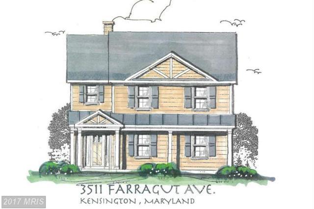 3511 Farragut Avenue, Kensington, MD 20895 (#MC9921386) :: LoCoMusings