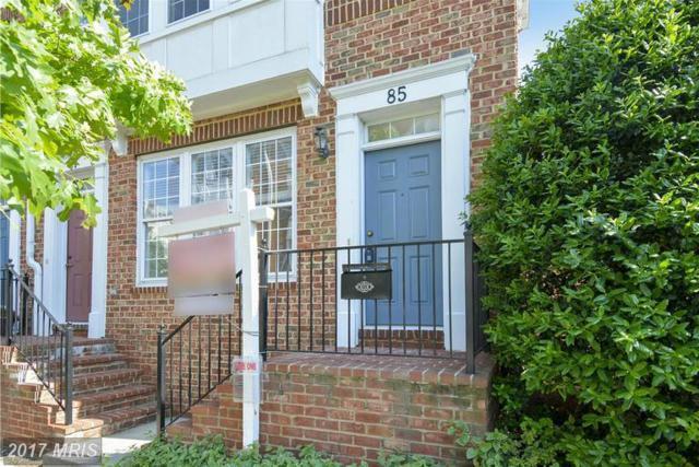 85 Chevy Chase Street, Gaithersburg, MD 20878 (#MC9928817) :: LoCoMusings