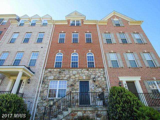 593 Raven Avenue, Gaithersburg, MD 20877 (#MC9947119) :: Dart Homes