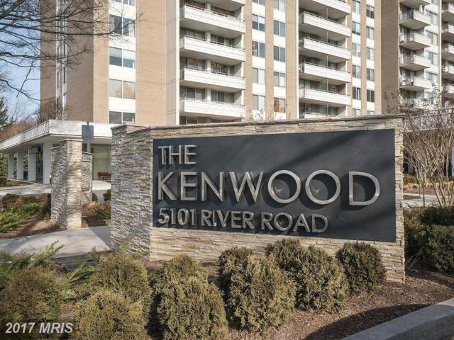 5101 River Road #1212, Bethesda, MD 20816 (#MC9955460) :: LoCoMusings