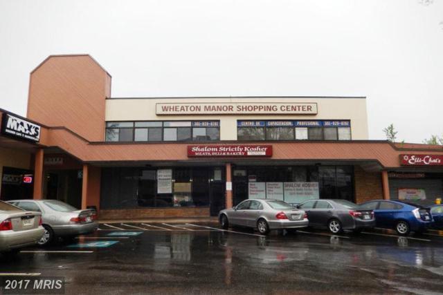 2311 University Boulevard #3, Wheaton, MD 20902 (#MC9957547) :: LoCoMusings