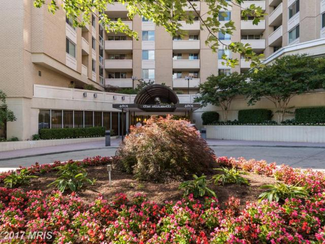 4601 Park Avenue 409-J, Chevy Chase, MD 20815 (#MC9965462) :: LoCoMusings