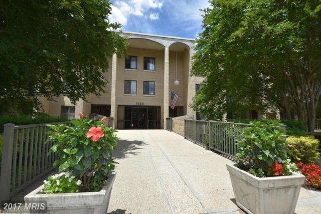 7425 Democracy Boulevard #207, Bethesda, MD 20817 (#MC9967705) :: Pearson Smith Realty