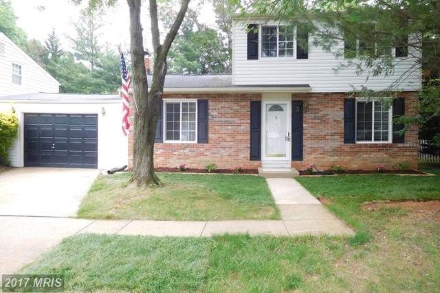 3 Mineral Springs Court, Gaithersburg, MD 20877 (#MC9968094) :: LoCoMusings