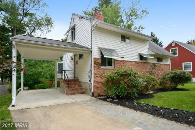 5814 Ridgway Avenue, Rockville, MD 20851 (#MC9978707) :: Dart Homes