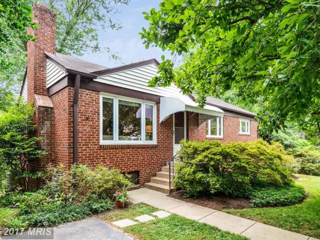 5105 Newport Avenue, Bethesda, MD 20816 (#MC9982954) :: Gary Walker at RE/MAX Realty Services