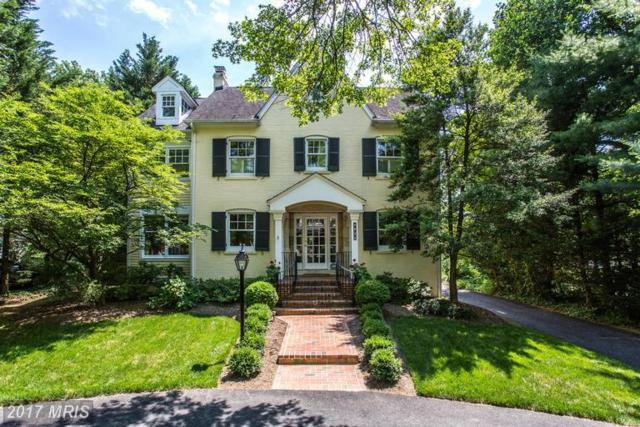 4922 Dorset Avenue, Chevy Chase, MD 20815 (#MC9984118) :: Eng Garcia Grant & Co.