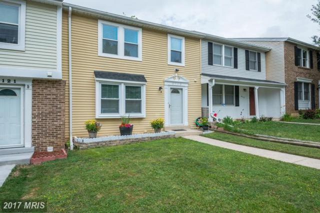 9119 Turtle Dove Lane, Gaithersburg, MD 20879 (#MC9984208) :: The Sebeck Team of RE/MAX Preferred