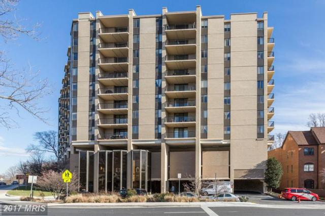 4242 East West Highway #718, Chevy Chase, MD 20815 (#MC9984951) :: Eng Garcia Grant & Co.