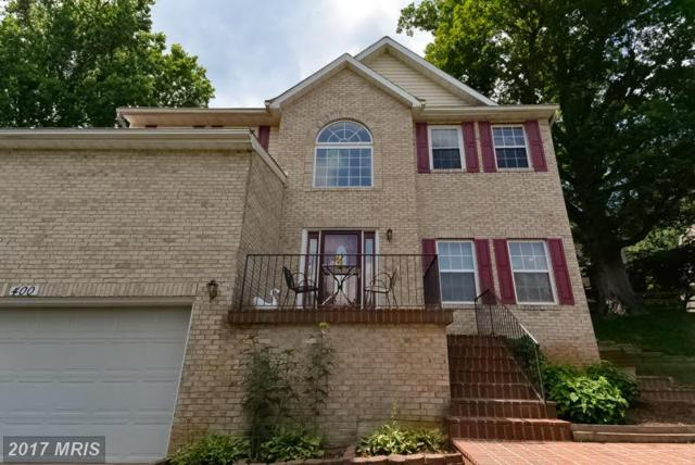400 Longdraft Road, Gaithersburg, MD 20878 (#MC9985749) :: Dart Homes