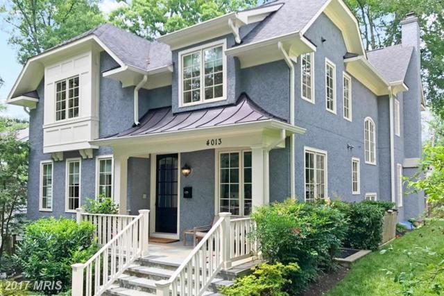 4013 Thornapple Street, Chevy Chase, MD 20815 (#MC9985927) :: Eng Garcia Grant & Co.