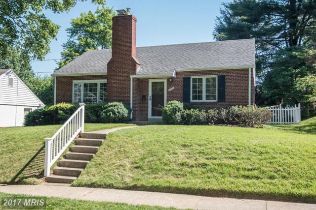 10003 Crestwood Road, Kensington, MD 20895 (#MC9985957) :: Gary Walker at RE/MAX Realty Services