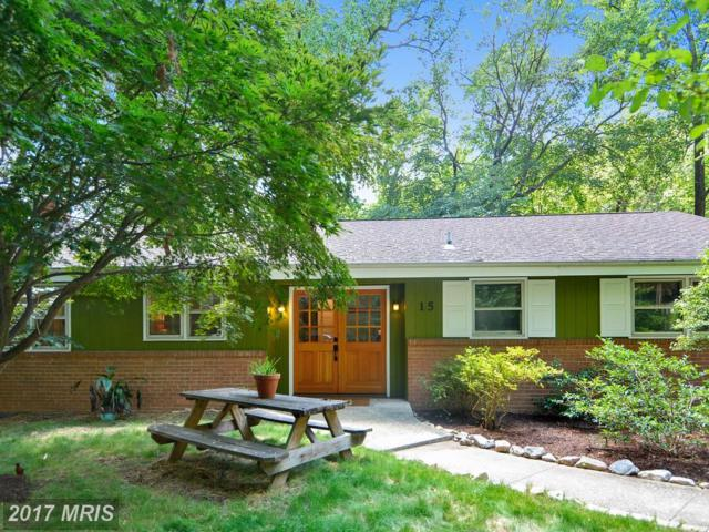 15 Parkside Road, Silver Spring, MD 20910 (#MC9988825) :: Pearson Smith Realty