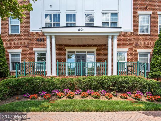 401 King Farm Boulevard #102, Rockville, MD 20850 (#MC9990479) :: Pearson Smith Realty