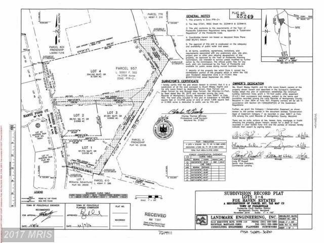 16907 Hughes Road, Poolesville, MD 20837 (#MC9994600) :: LoCoMusings