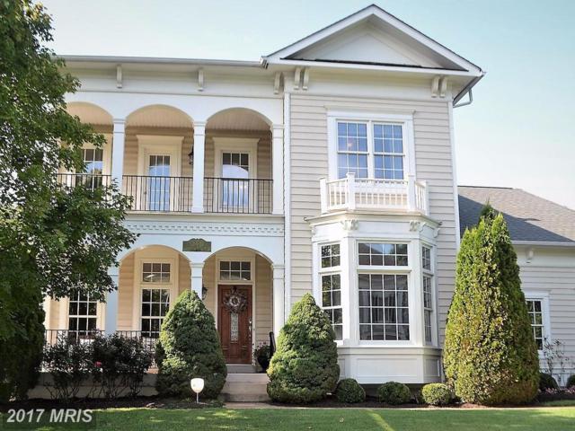 9285 Sumner Lake Boulevard, Manassas, VA 20110 (#MN10013976) :: Arlington Realty, Inc.